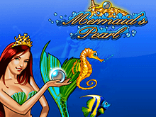 Mermaid's Pearl онлайн аппараты
