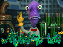 Лаборатория Монстров в Вулкан Вип